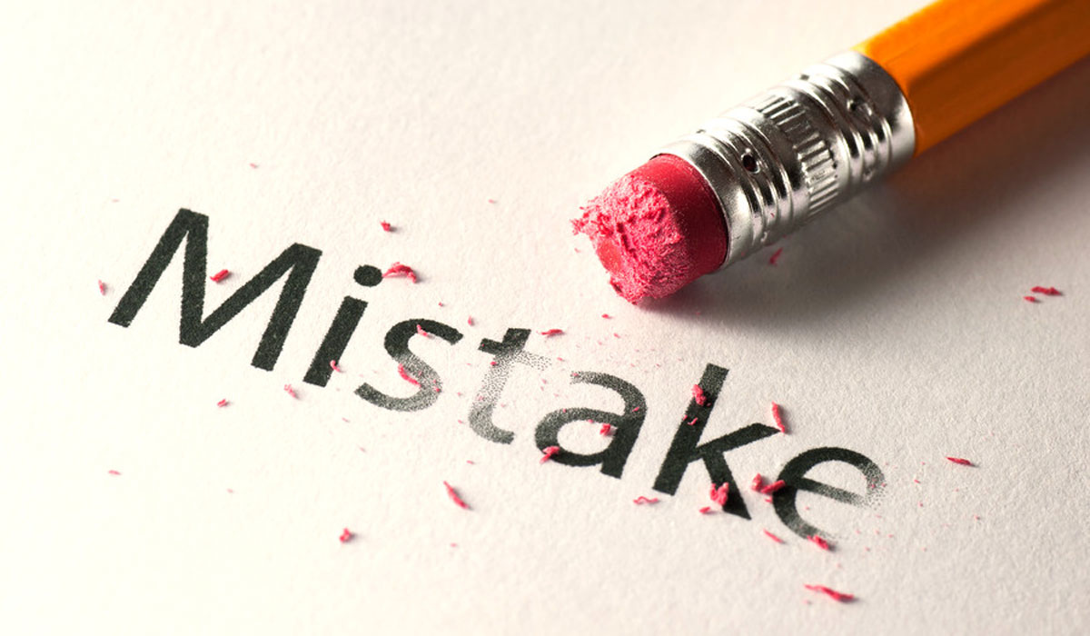 5 Common Mistakes You'll Want to Avoid